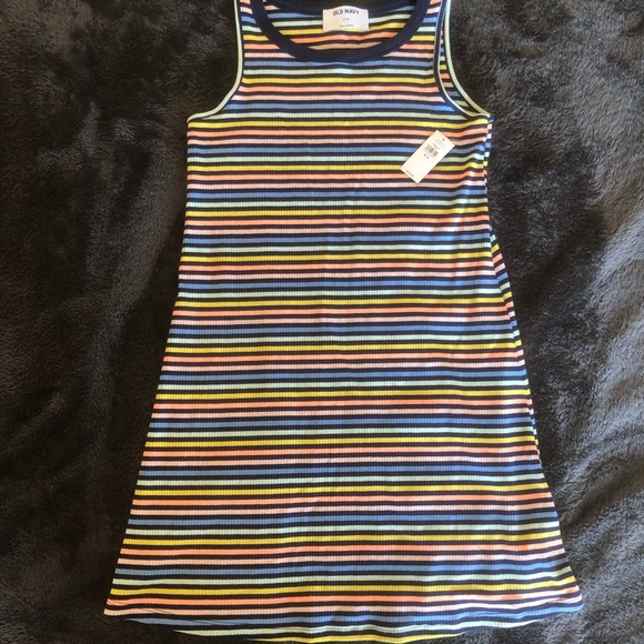 NWT Old Navy summer dress. Size 8
